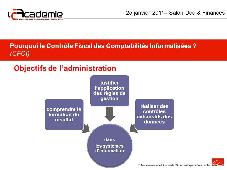 Pourquoi le Contrôle Fiscal des Comptabilités Informatisées (CFCI)
