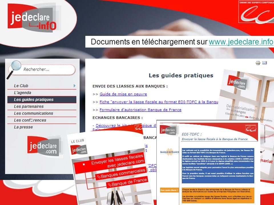Documents en téléchargement sur www.jedeclare.info