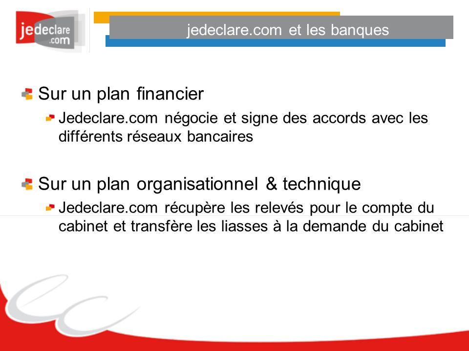 jedeclare.com et les banques