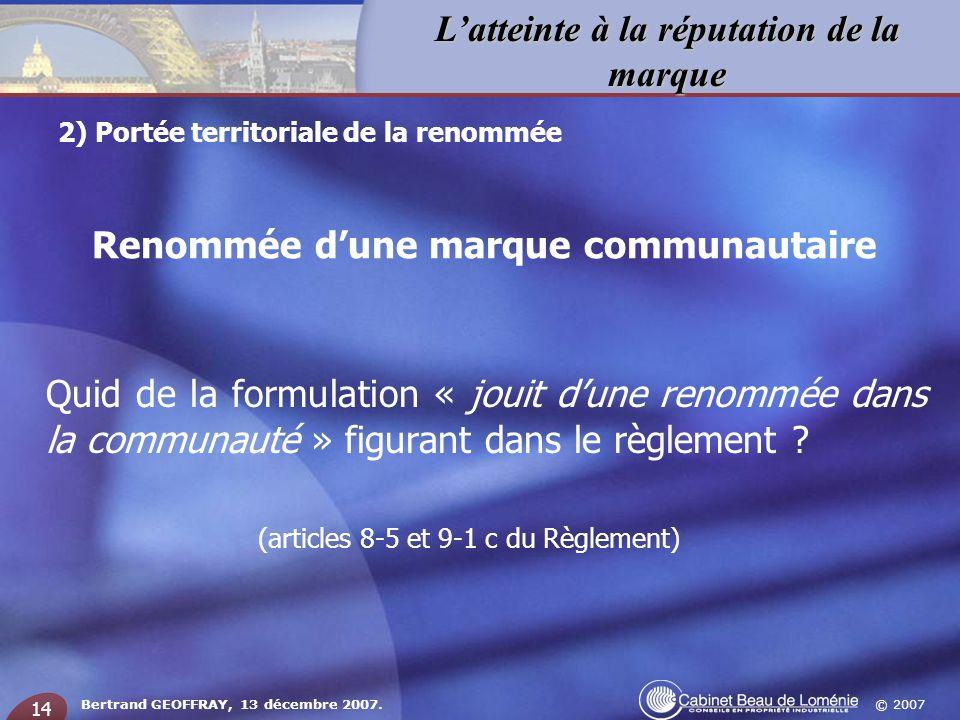 (articles 8-5 et 9-1 c du Règlement)