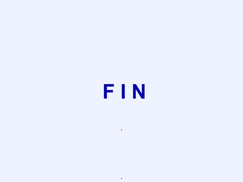 F I N . .