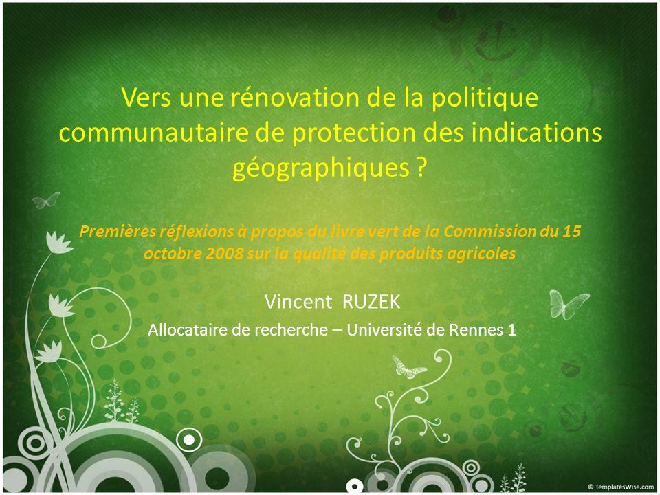 Allocataire de recherche – Université de Rennes 1