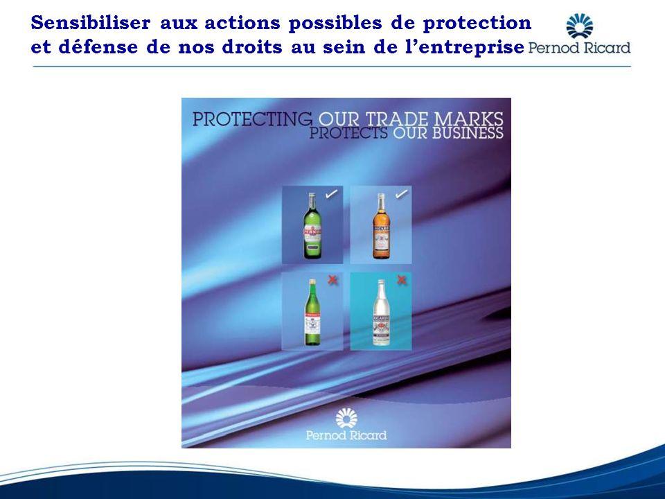 Sensibiliser aux actions possibles de protection et défense de nos droits au sein de l'entreprise