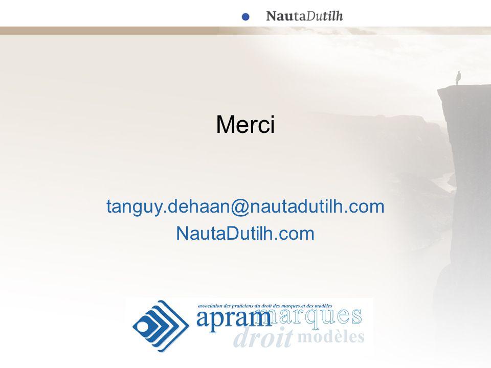 Merci tanguy.dehaan@nautadutilh.com NautaDutilh.com