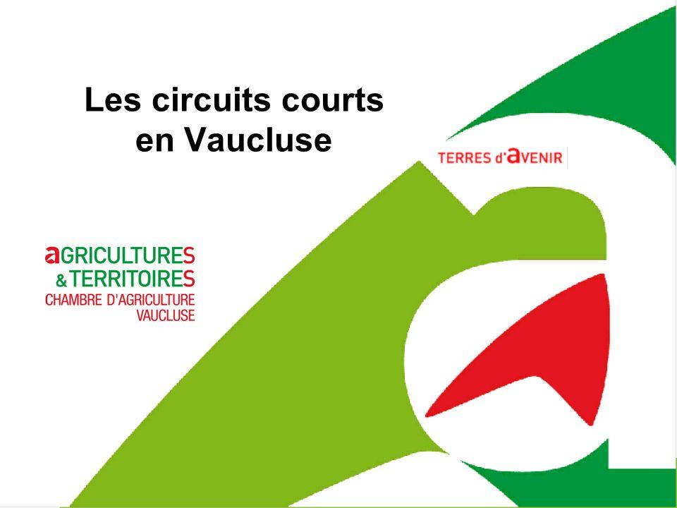 Les circuits courts en Vaucluse