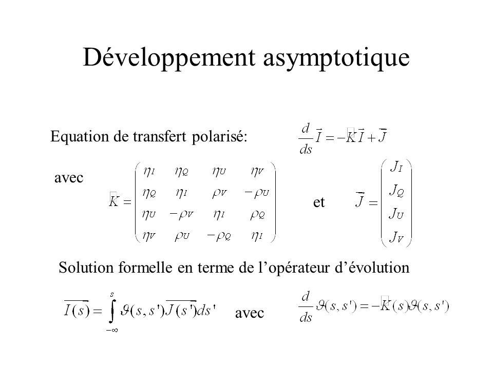 Développement asymptotique