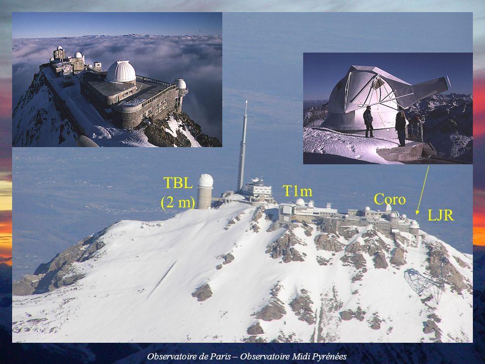 Observatoire de Paris – Observatoire Midi Pyrénées