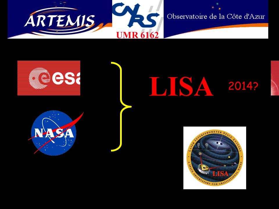 UMR 6162 LISA 2014