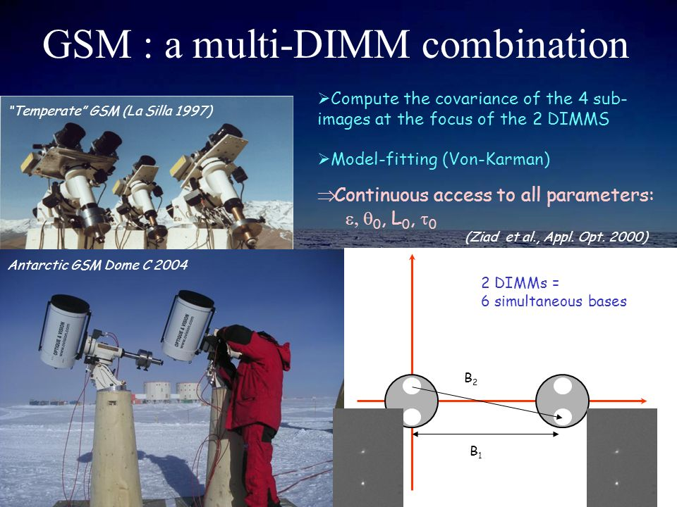 GSM : a multi-DIMM combination