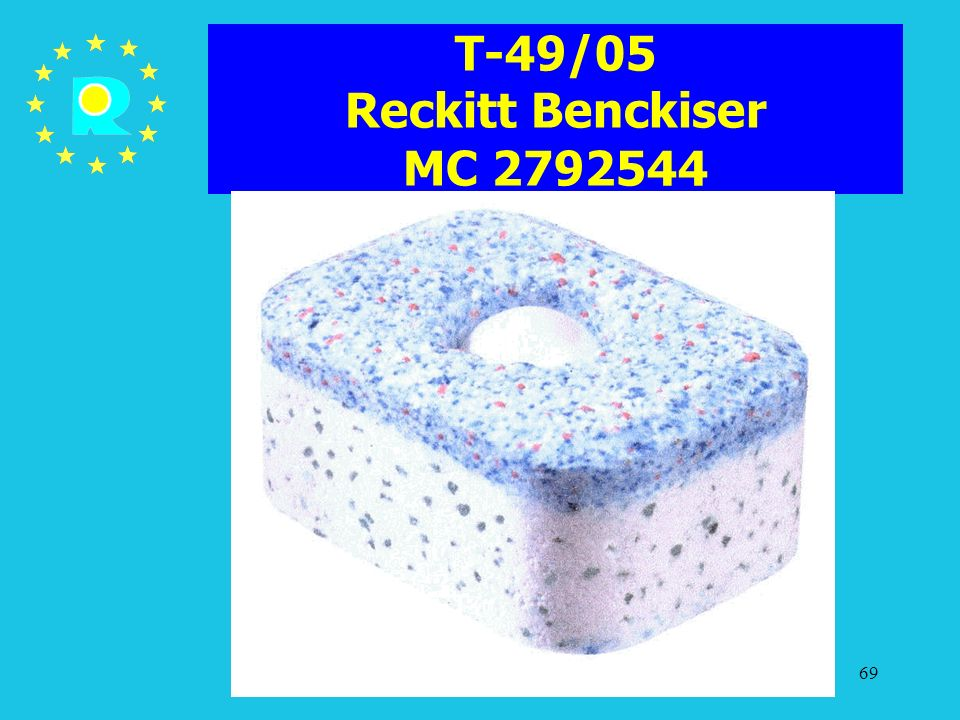 T-49/05 Reckitt Benckiser MC 2792544