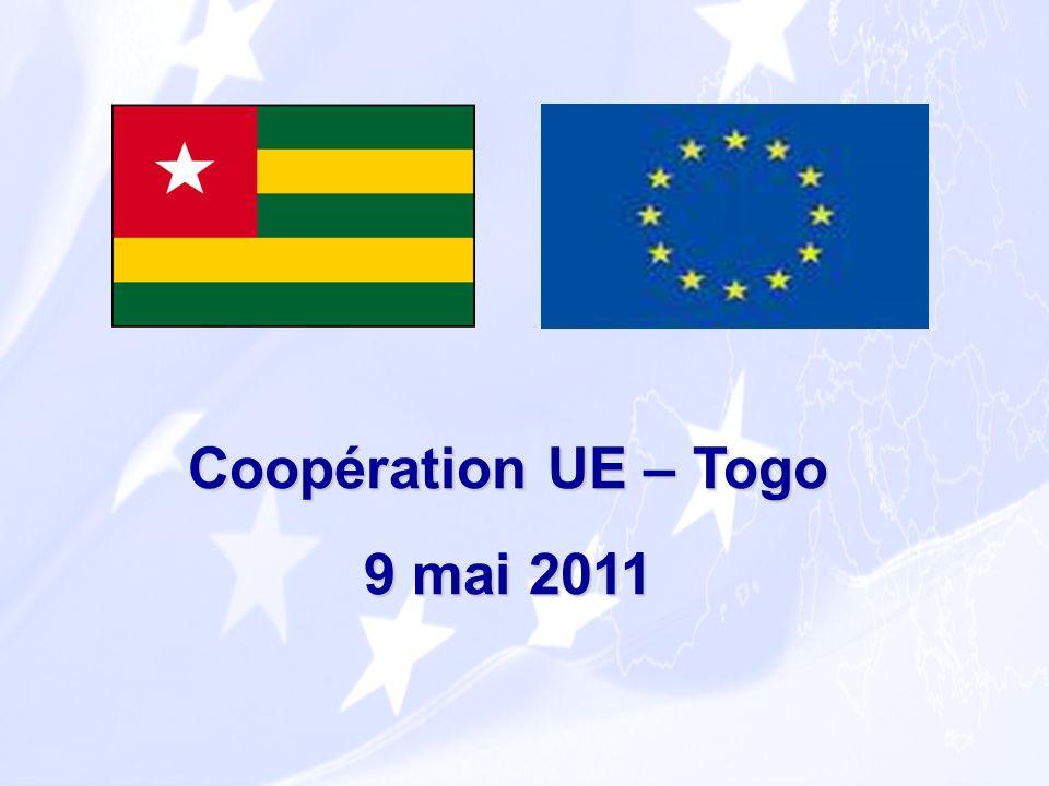 Coopération UE – Togo 9 mai 2011