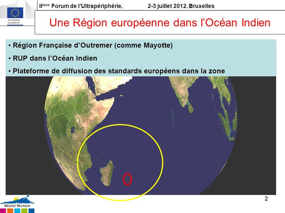 Une Région européenne dans l'Océan Indien