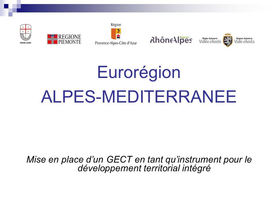 Eurorégion ALPES-MEDITERRANEE