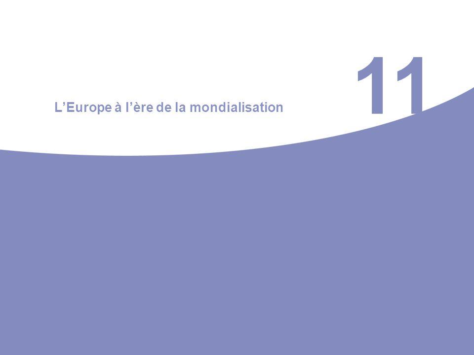 11 L'Europe à l'ère de la mondialisation