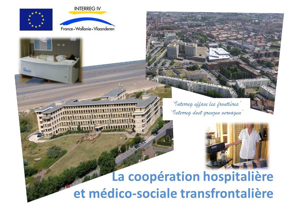 La coopération hospitalière et médico-sociale transfrontalière