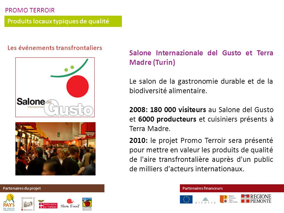 Salone Internazionale del Gusto et Terra Madre (Turin)
