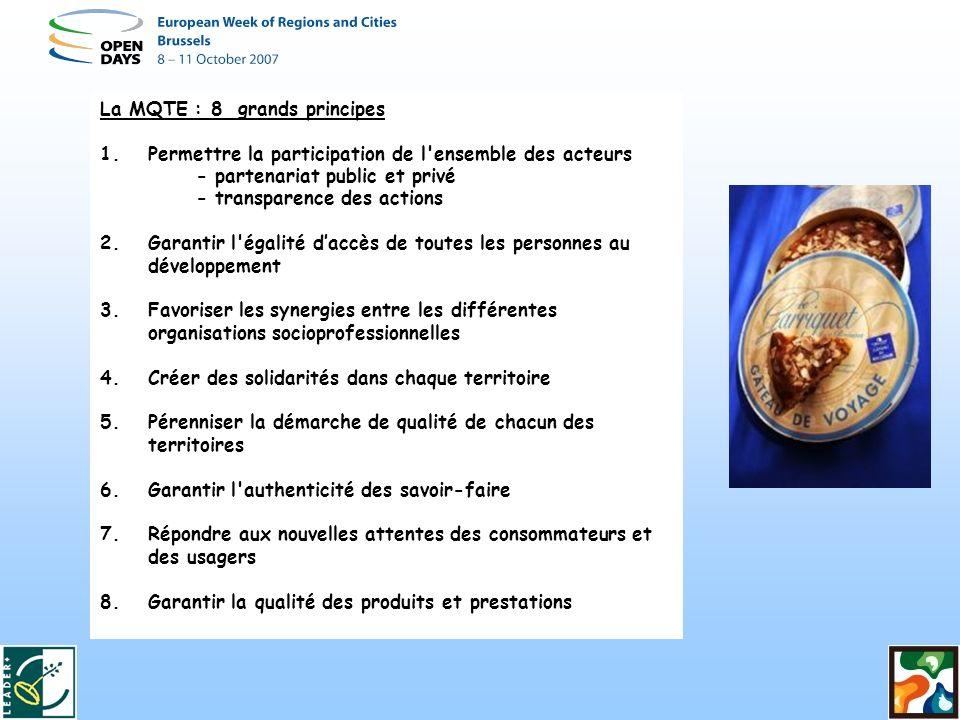 La MQTE : 8 grands principes