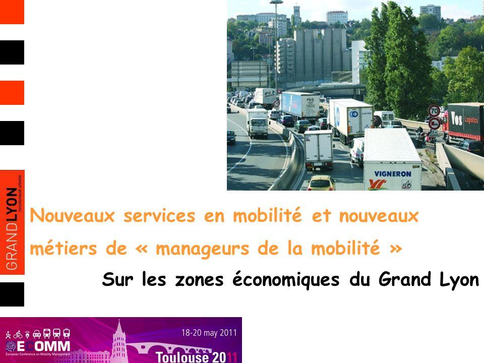 Sur les zones économiques du Grand Lyon