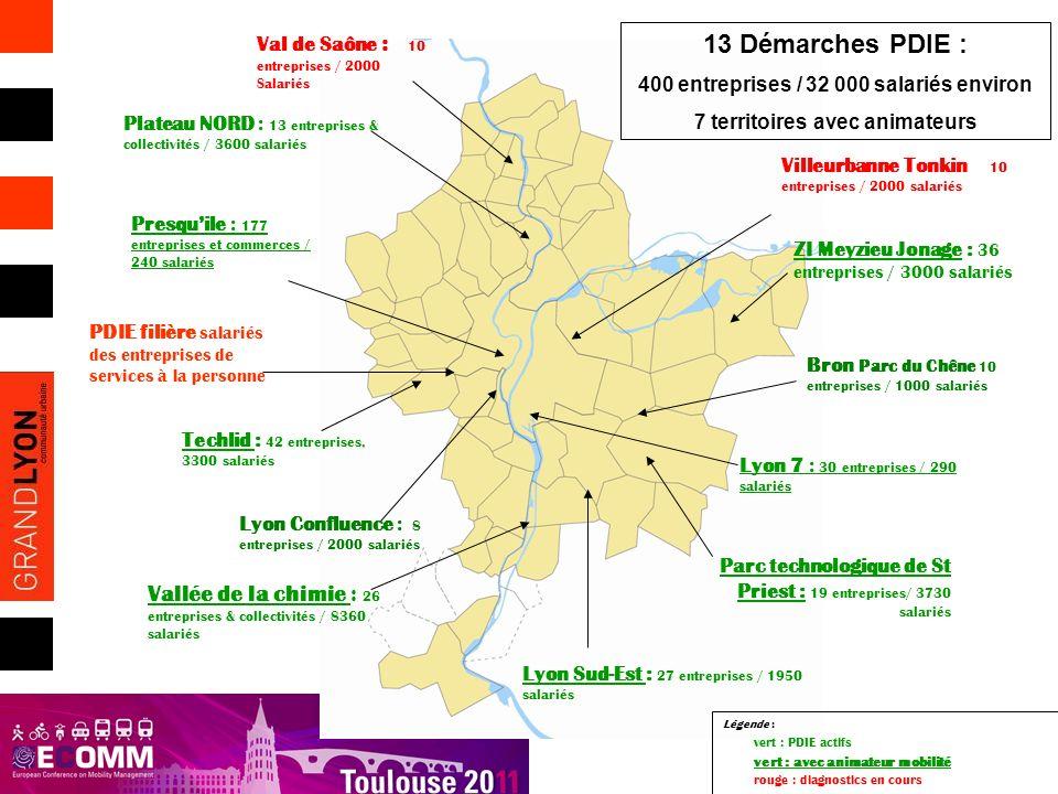 Val de Saône : 10 entreprises / 2000 Salariés