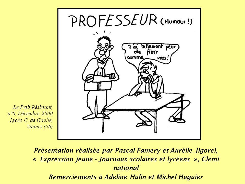 Présentation réalisée par Pascal Famery et Aurélie Jigorel,