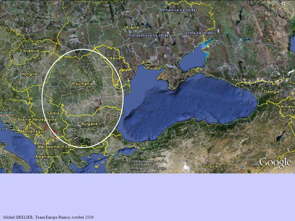 Mer Noire Deux Etats : la Bulgarie et la Roumanie adhèrent à l'Union européenne et rejoignent dans l'espace « Mer Noire » …