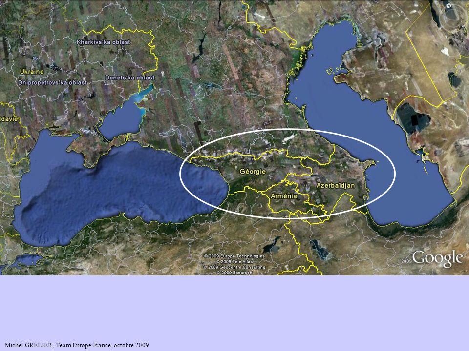 Mer Caspienne Mer Baltique Mer Noire