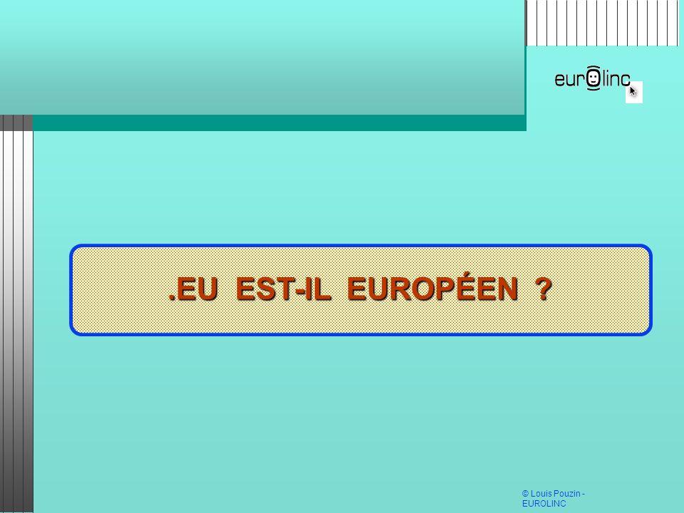.EU EST-IL EUROPÉEN .EU EST-IL EUROPÉEN