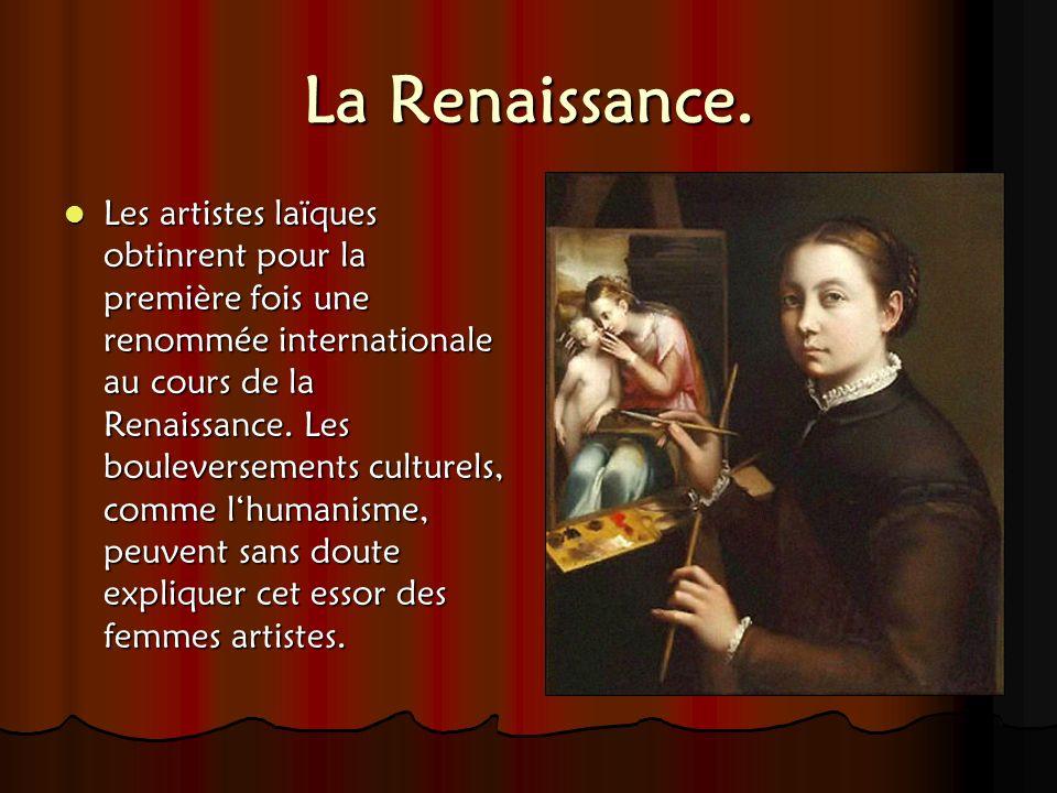 La Renaissance.