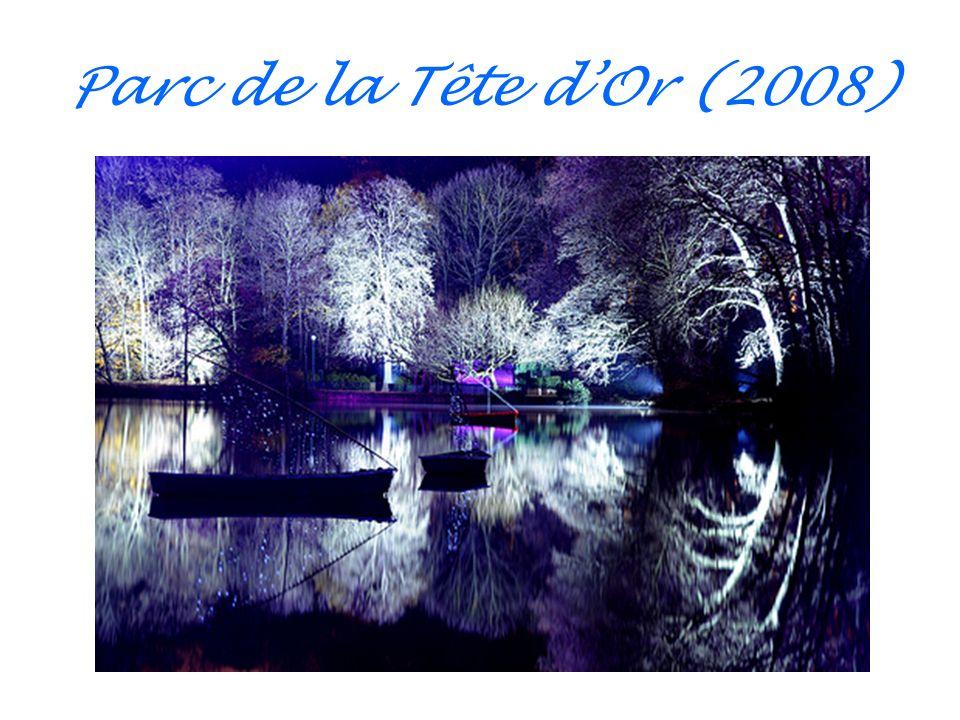 Parc de la Tête d'Or (2008)