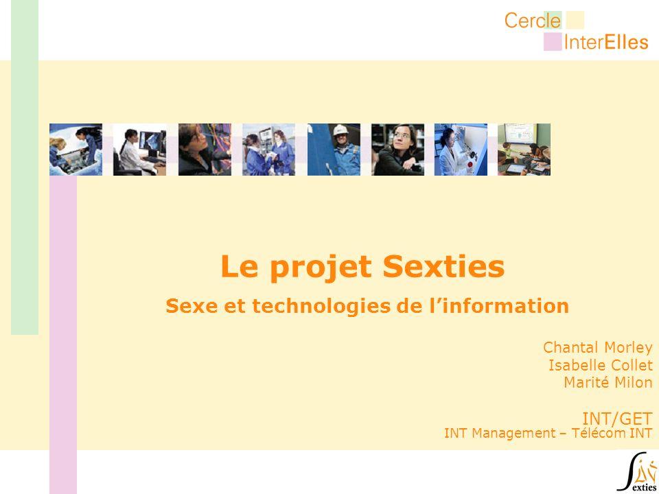 Le projet Sexties Sexe et technologies de l'information
