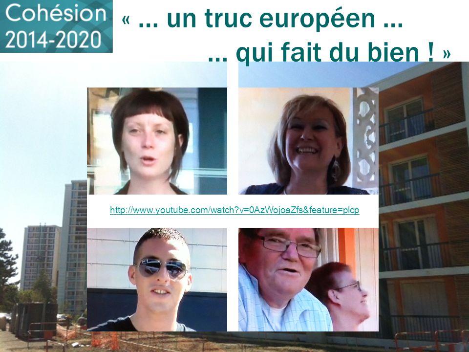 « … un truc européen … … qui fait du bien ! »