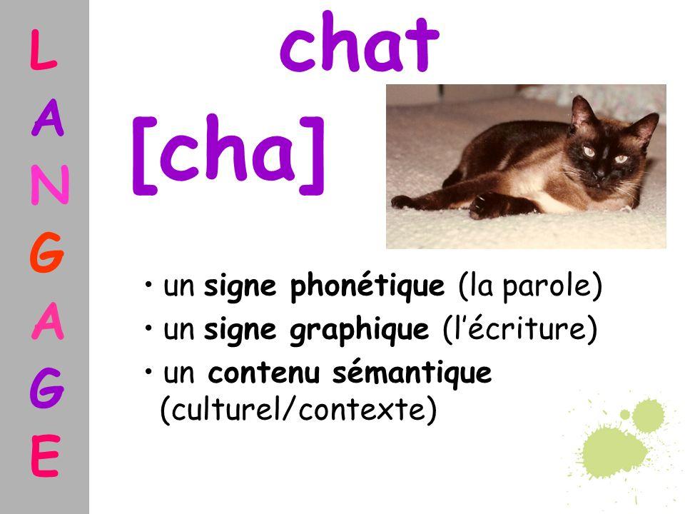 LA.N. G. E. chat.