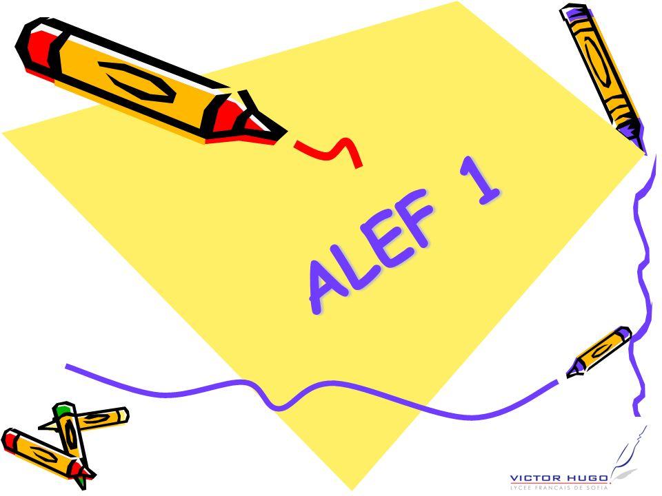 ALEF 1