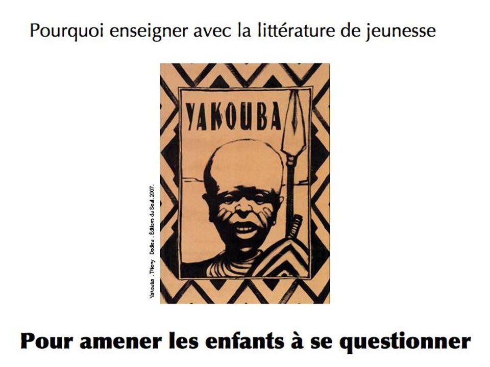 « Yakouba » de Thierry Dedieu, au seuil jeunesse