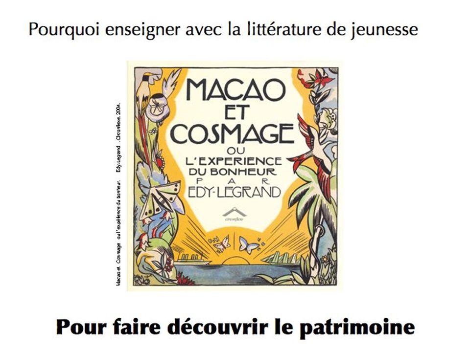 Premier livre de jeunesse publié par Gallimard : Années 20 premier livre dans lequel l'image prend le dessus sur le texte.