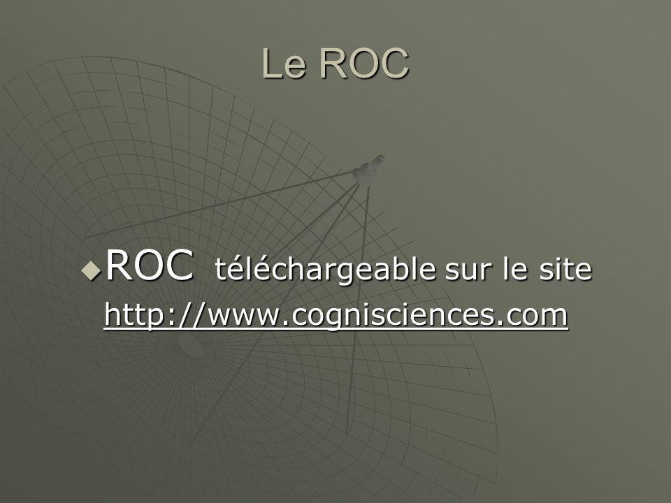 ROC téléchargeable sur le site