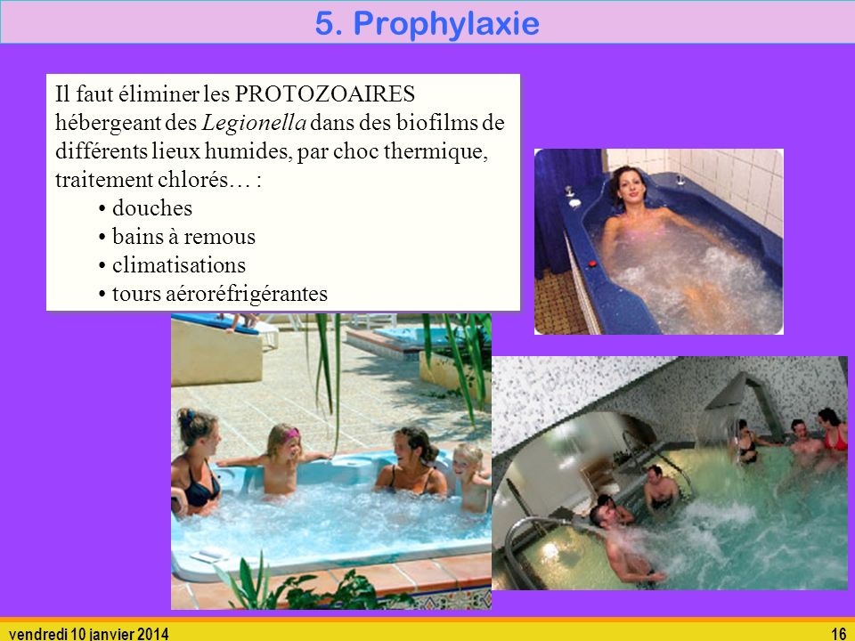 5. Prophylaxie