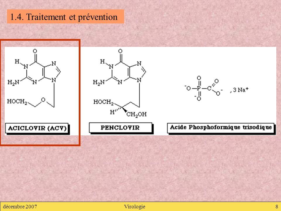 1.4. Traitement et prévention