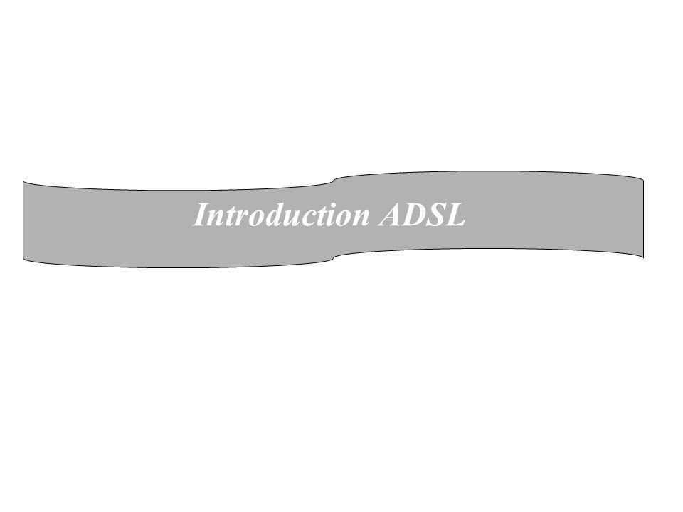 Introduction ADSL