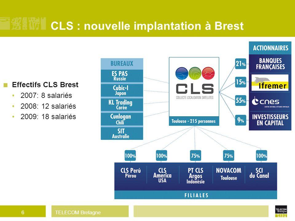 CLS : nouvelle implantation à Brest