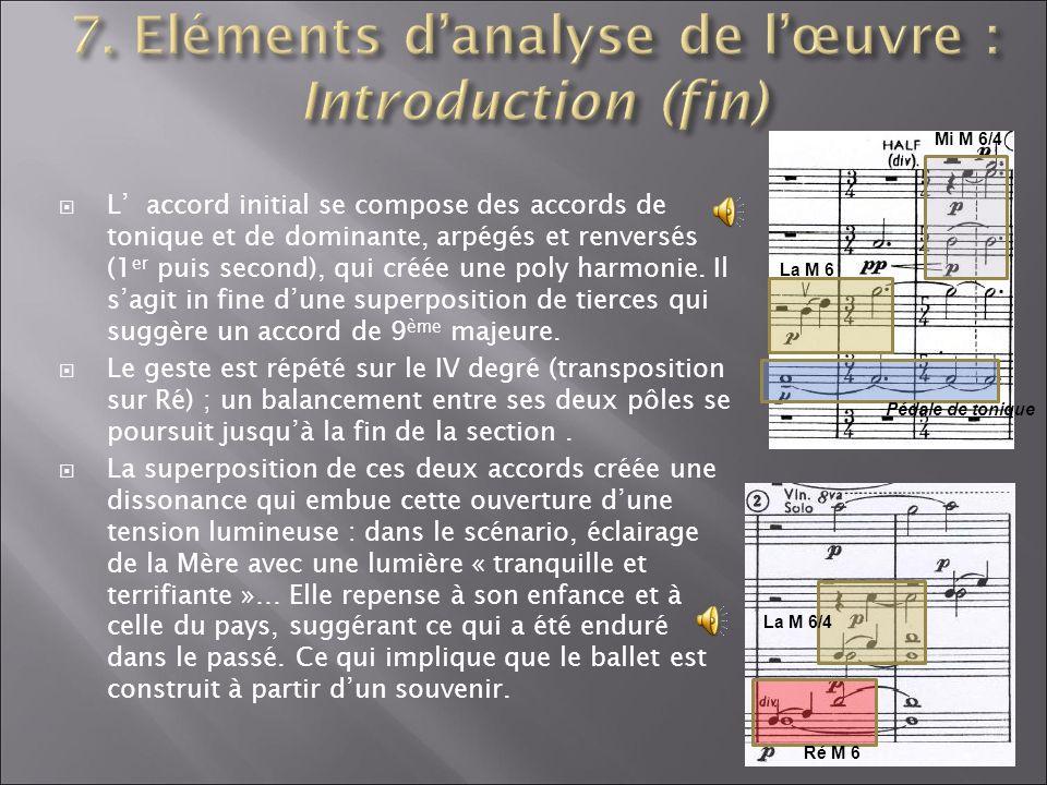 7. Eléments d'analyse de l'œuvre : Introduction (fin)