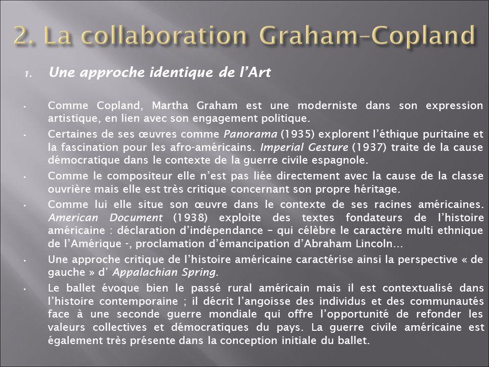 2. La collaboration Graham–Copland