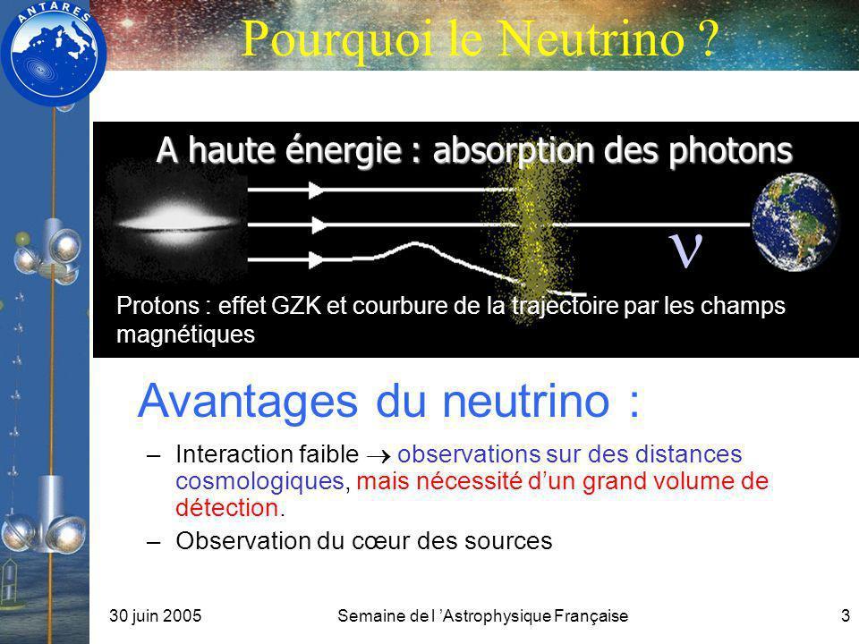 Semaine de l 'Astrophysique Française