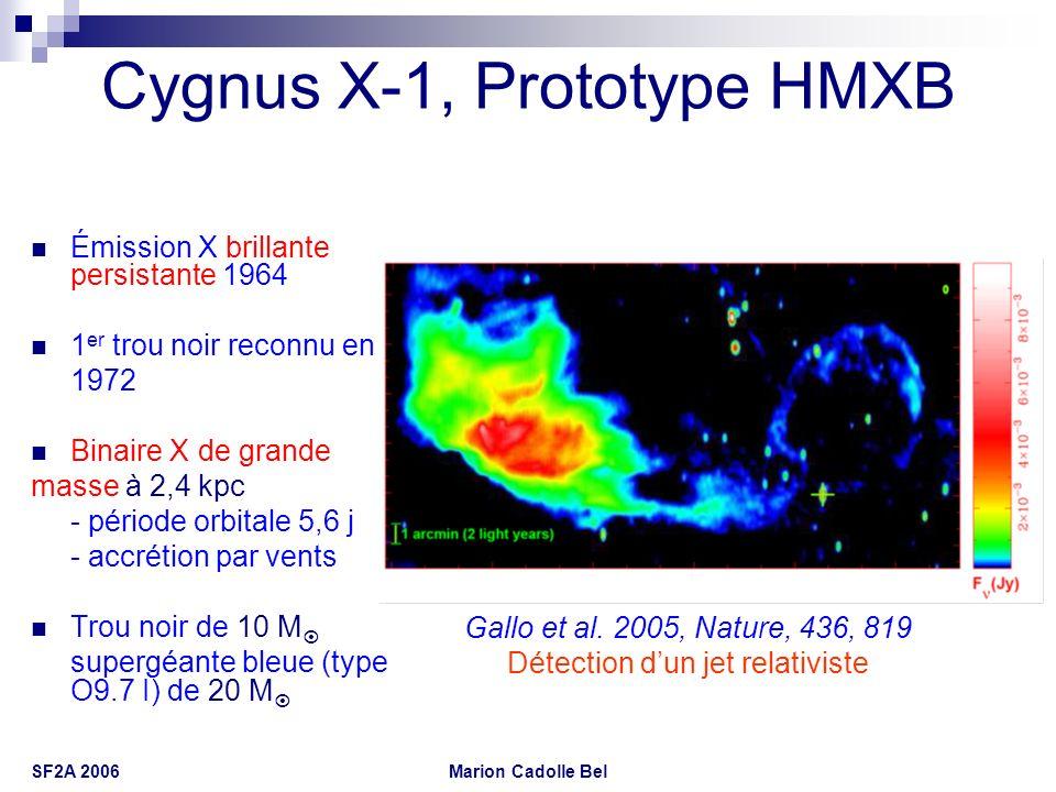 Cygnus X-1, Prototype HMXB