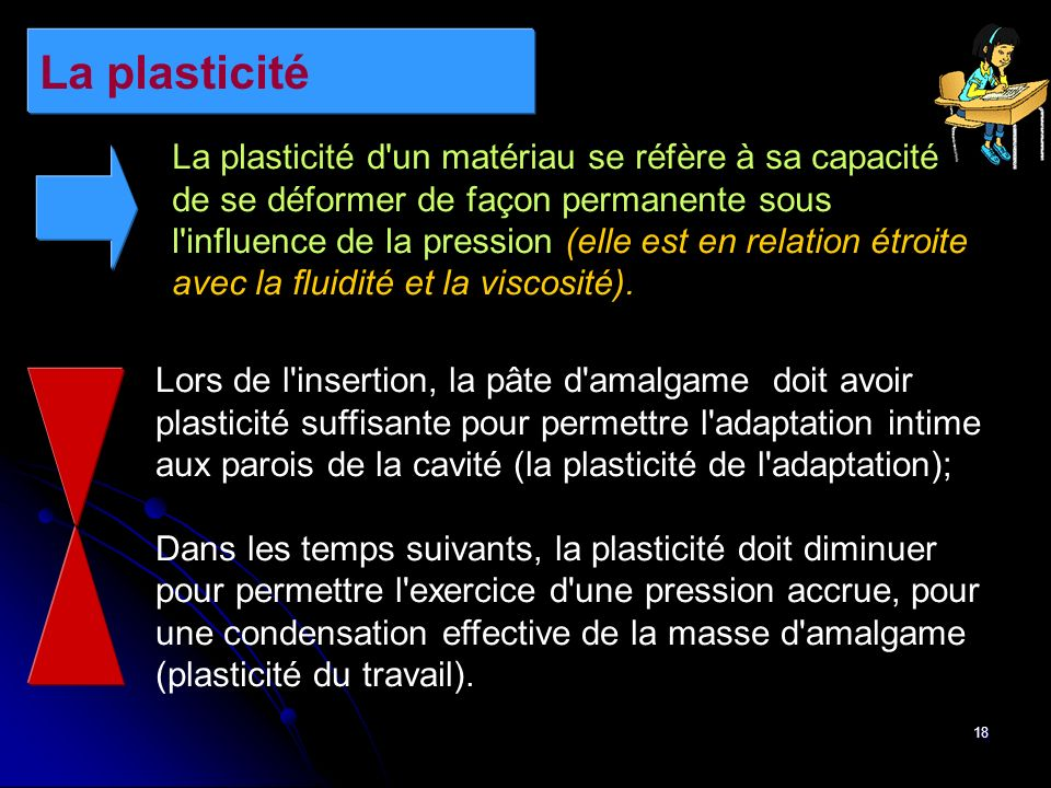 La plasticité