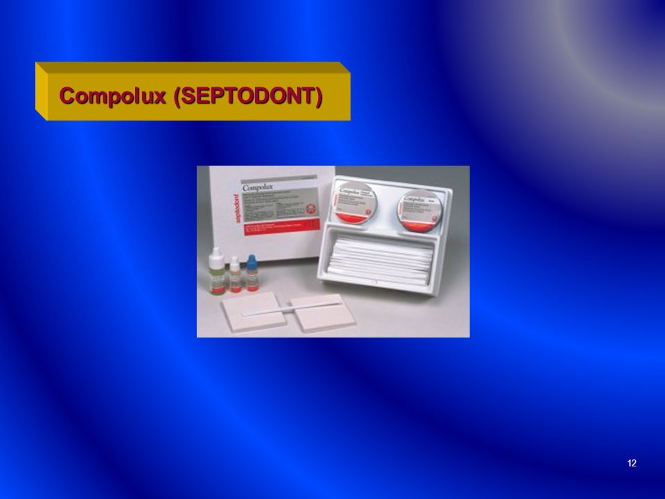 Compolux (SEPTODONT)