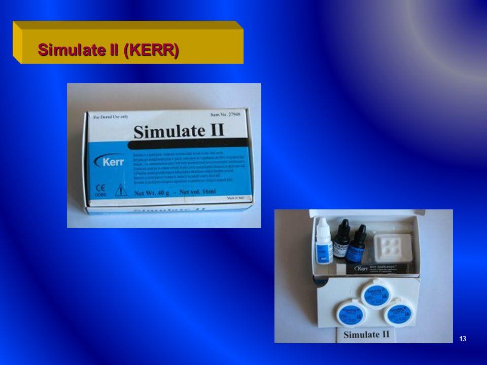 Simulate II (KERR)