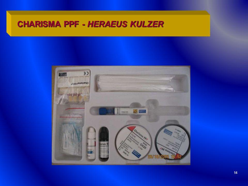 CHARISMA PPF - HERAEUS KULZER