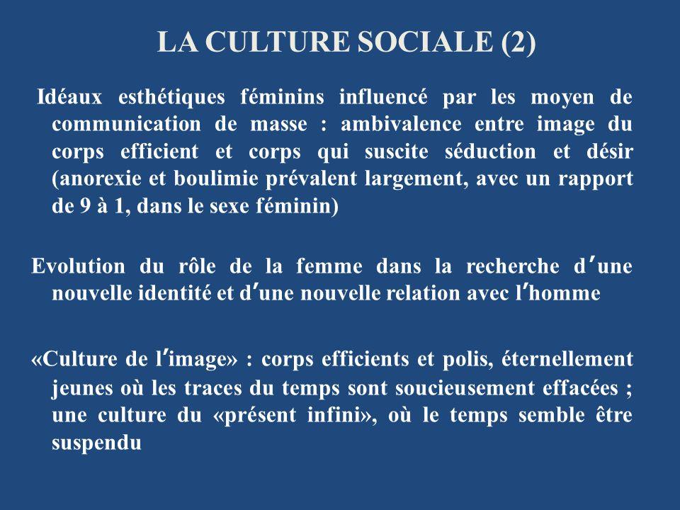 LA CULTURE SOCIALE (2)