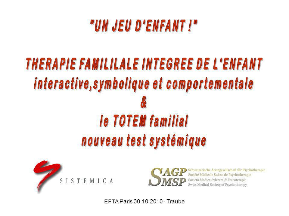 THERAPIE FAMILILALE INTEGREE DE L ENFANT